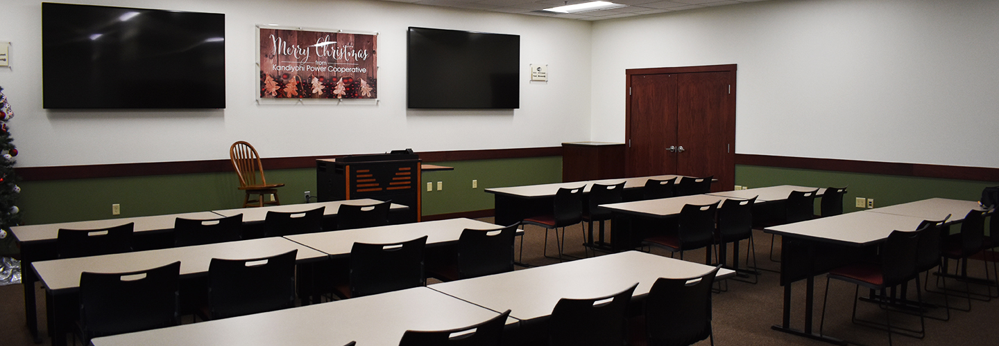 Community Room Picture